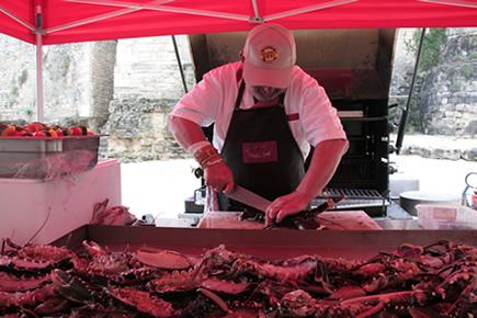 homard - Cochon La Broche Mariage